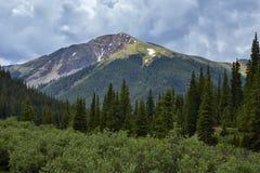 Passaggio di indipendenza, Colorado Immagine Stock