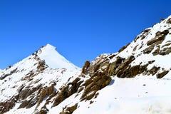 Passaggio di Khardungla immagini stock