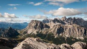 Passaggio di montagna Immagine Stock Libera da Diritti
