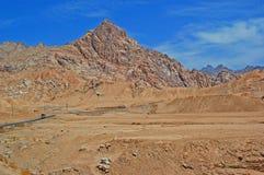 Passaggio di montagna della Cina Kunlun Immagine Stock Libera da Diritti