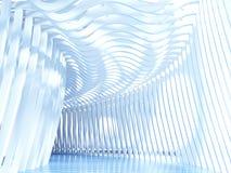 Passaggio futuristico Fotografia Stock
