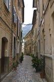 Passaggio in Italia Fotografia Stock