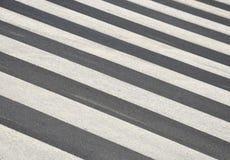 Passaggio pedonale Immagini Stock Libere da Diritti