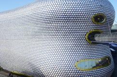 Passaggio pedonale al centro commerciale dell'arena, Birmingham Fotografia Stock