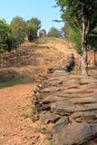 Passaggio pedonale di pietra Fotografia Stock Libera da Diritti