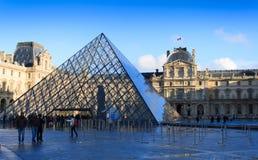 Passaggio Richelieu in Louvre Fotografia Stock