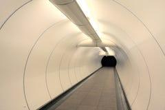 Passaggio sotterraneo Fotografie Stock