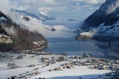 Passaggio Svizzera di Bernina immagine stock libera da diritti