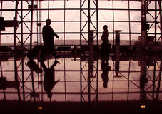 Passagier Royalty-vrije Stock Afbeelding