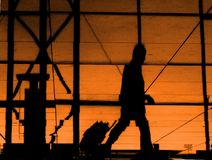 Passagier lizenzfreie stockfotos