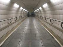 Passagier-U-Bahn stockfotografie