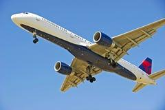 Passagiersstraal royalty-vrije stock afbeeldingen