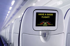 Passagierszetels Royalty-vrije Stock Fotografie
