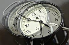 Passando o tempo Fotografia de Stock