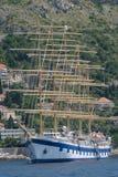 Passanger fartyg Royaltyfria Bilder