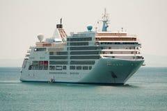 Passanger skepp Royaltyfri Foto