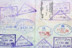 Passaporte Imagem de Stock Royalty Free