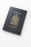 Passaporte canadense Imagem de Stock Royalty Free