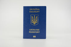 Passaporte do A Fotografia de Stock Royalty Free