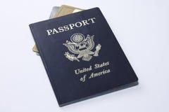 Passaporto Fotografie Stock Libere da Diritti