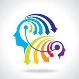 Passare concetto di idea Immagini Stock