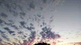Passare le nuvole 3 Fotografia Stock