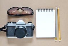 Passatempos no conceito das férias de verão Imagens de Stock Royalty Free
