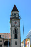 Passau ратуши Стоковые Фото