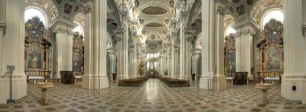 passau собора Стоковое Фото