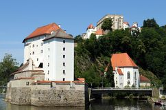 Passau Royalty Free Stock Photo