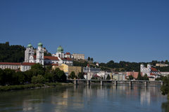Passau Stockfotos