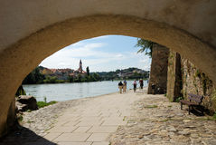 Passau Stock Photo