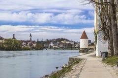 Passau Obraz Stock