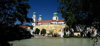 Passau royalty-vrije stock afbeeldingen