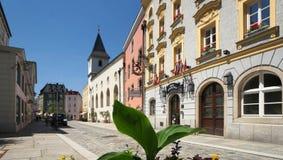 Passau stock afbeeldingen