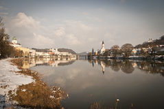 Passau Foto de Stock Royalty Free