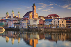 Passau Photographie stock