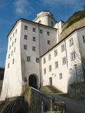 Passau - bavaria. Castle of passau in bavaria, germany Stock Photo