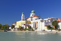 Passau, Bavaria, Germany Royalty Free Stock Photos