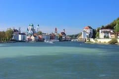 Passau, Bavaria, Germany Royalty Free Stock Photography