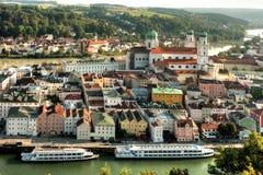 Passau, Bavaria, Germany Stock Photos