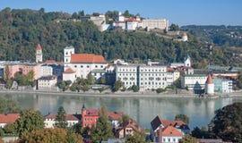 Passau,Bavaria,Germany Stock Image