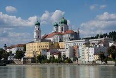 Passau, Deutschland stockbilder