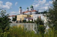 Passau, Deutschland lizenzfreie stockbilder