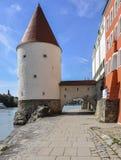 Passau (Deutschland) Stockfoto
