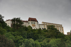 Passau-Festung Lizenzfreie Stockfotografie