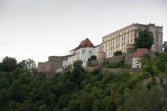 Passau-Festung Stockbild
