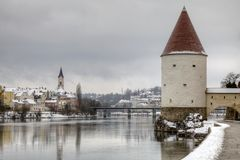 Passau Germany Royalty Free Stock Photo