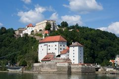 Passau, Germany Stock Photography