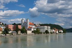 Passau, Germany Royalty Free Stock Photo